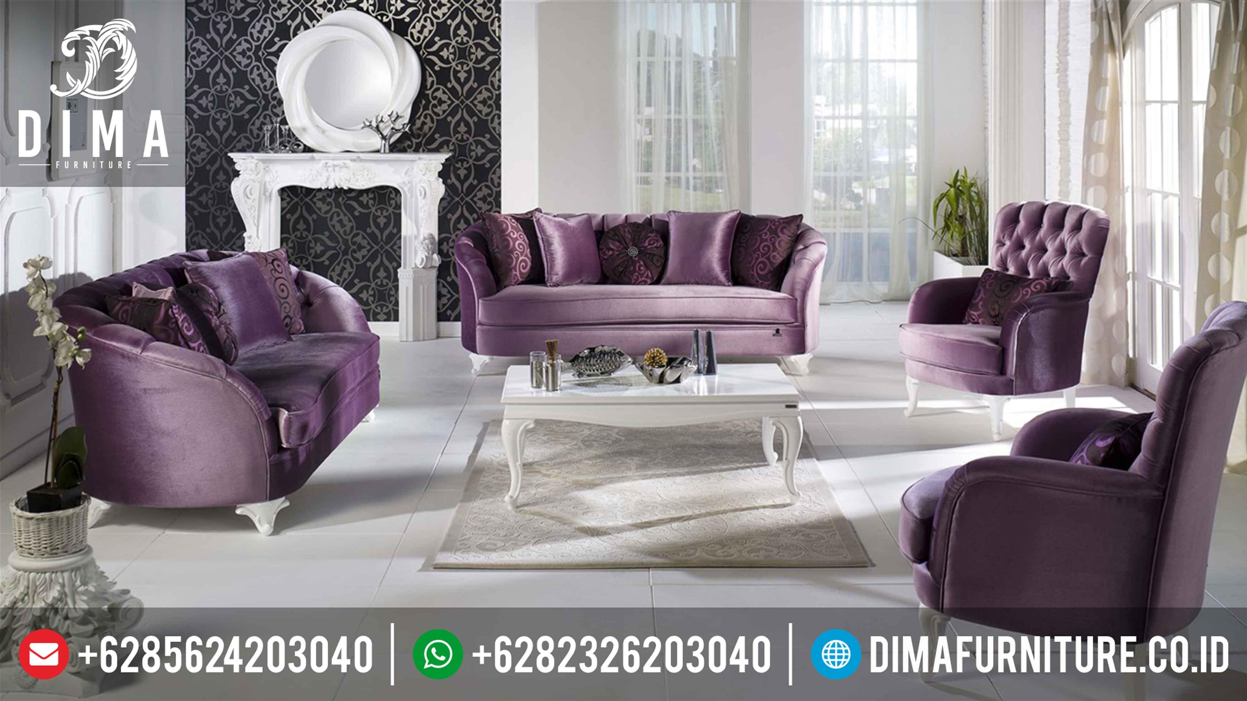 Sofa Tamu Minimalis Jepara, Set Sofa Mewah Ruang Tamu, Mebel Jepara Sofa Minimalis DF-0276