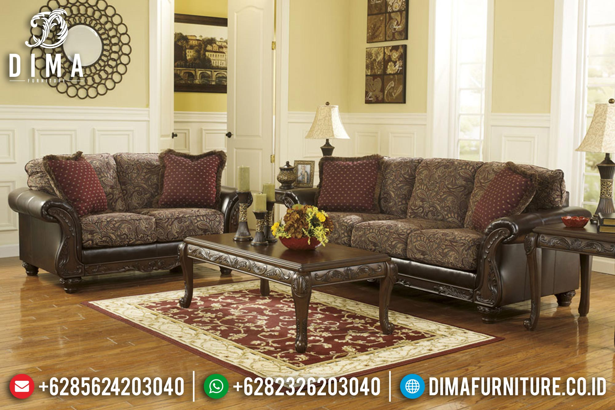 Living room furniture sets cheap model terbaru mebel for Kitchen set mewah