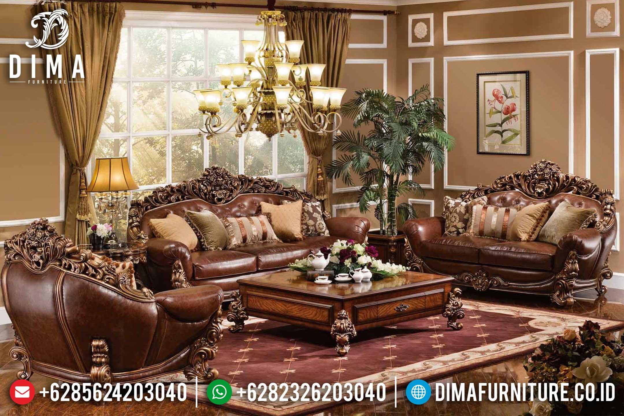 Sofa Tamu Jepara Mewah Minimalis Terbaru 02 Dima Furniture Jepara