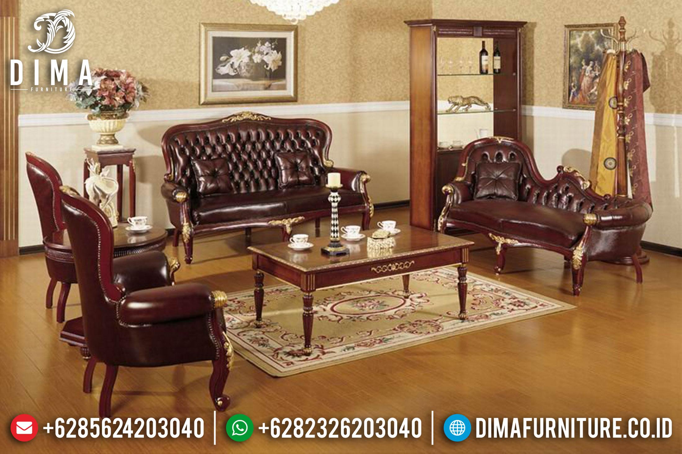 Sofa Tamu Jepara Mewah Minimalis Terbaru 05 Dima Furniture Jepara