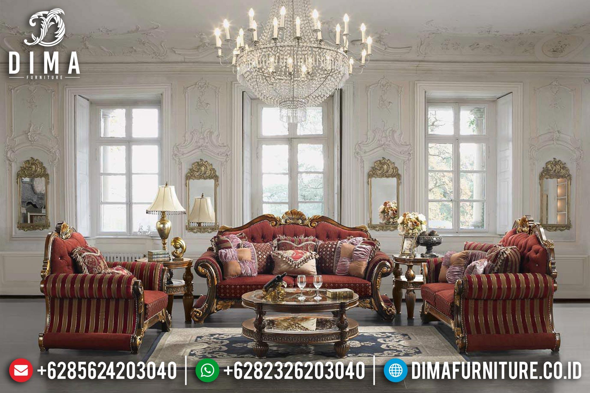 Sofa Tamu Jepara Mewah Minimalis Terbaru 07 Dima Furniture Jepara
