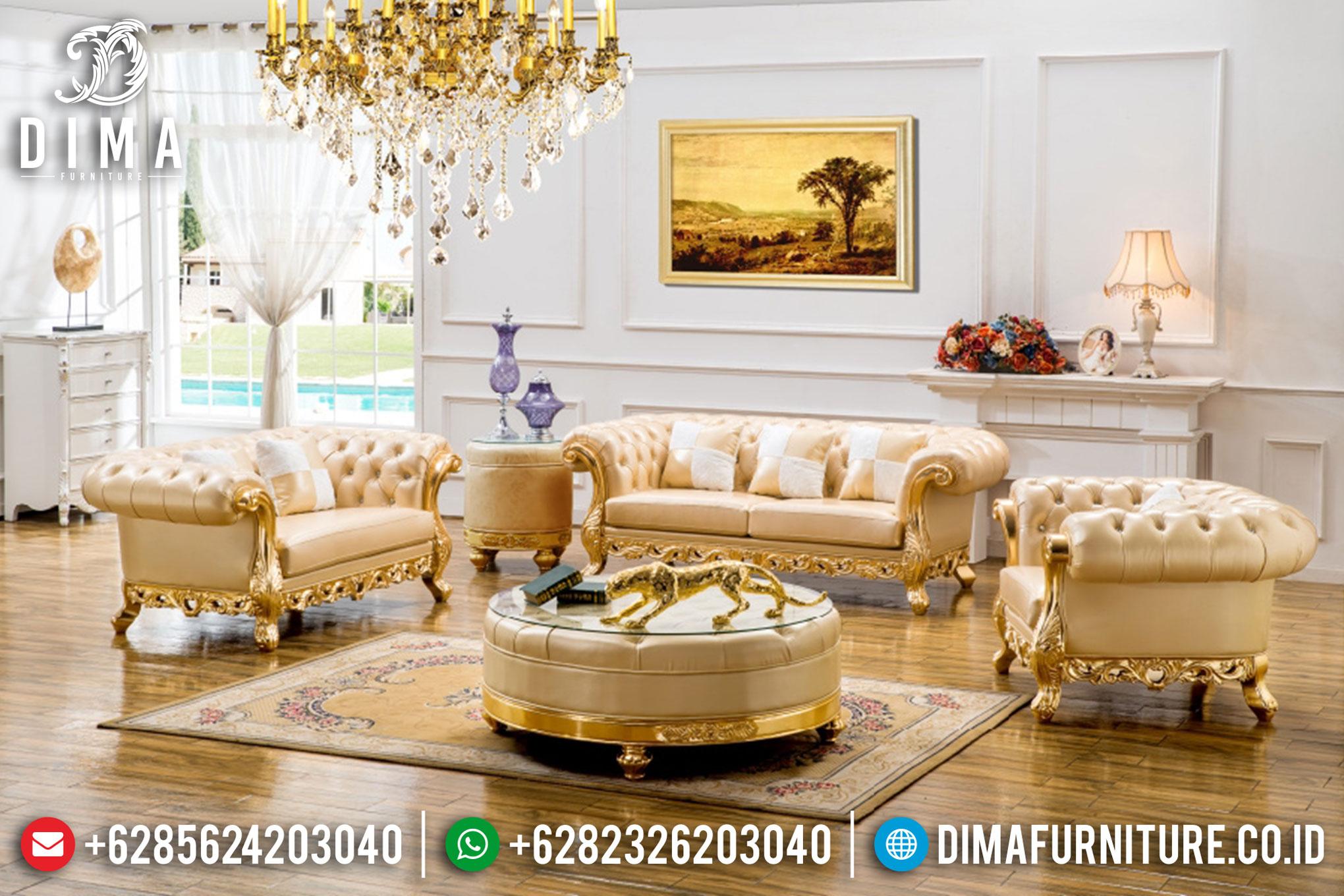 Sofa Tamu Jepara Mewah Minimalis Terbaru 13 Dima Furniture Jepara
