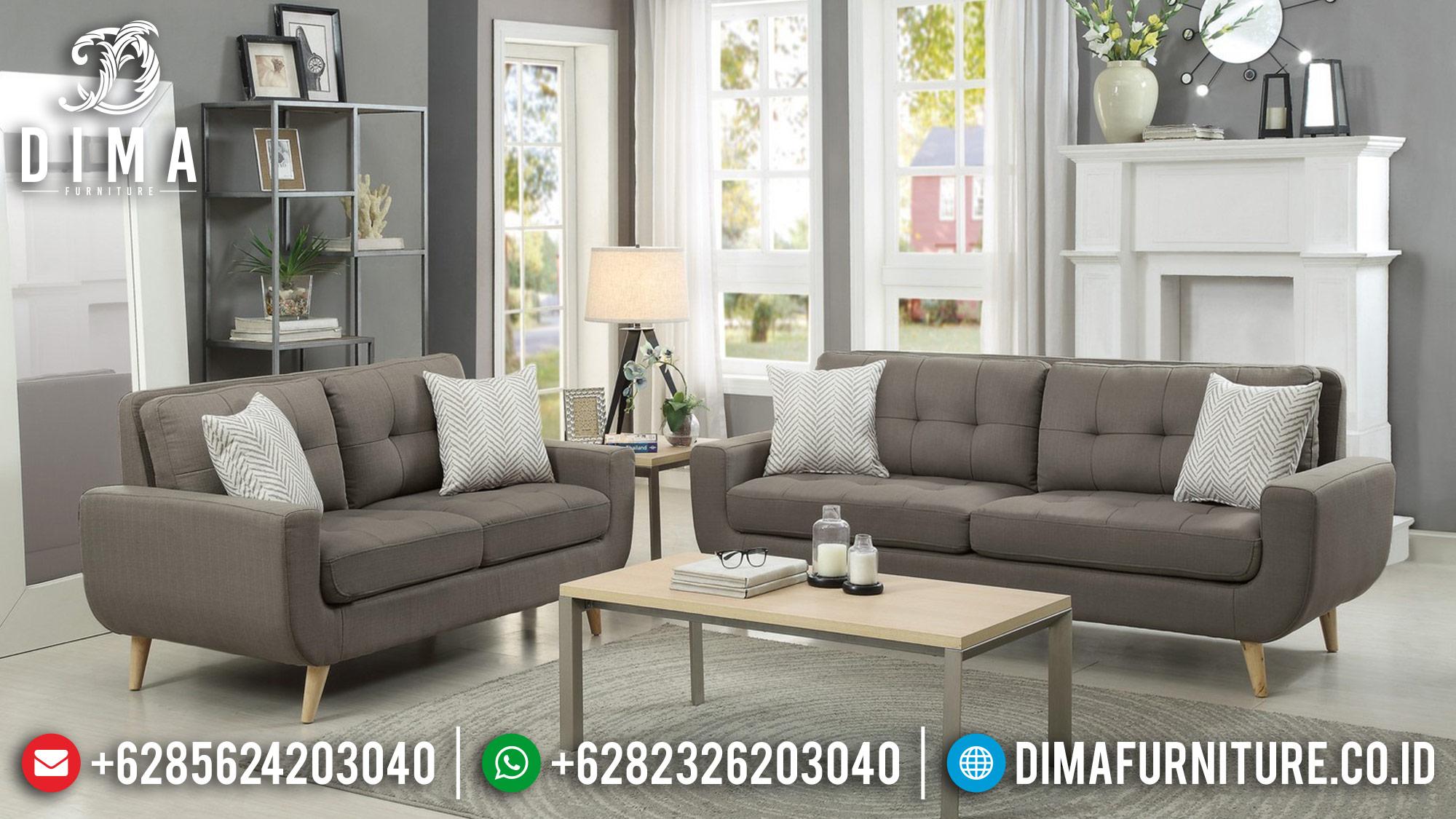 Sofa Mewah Minimalis, Sofa Jepara Terbaru, Kursi Tamu Minimalis Modern DF-0481 Gambar 2