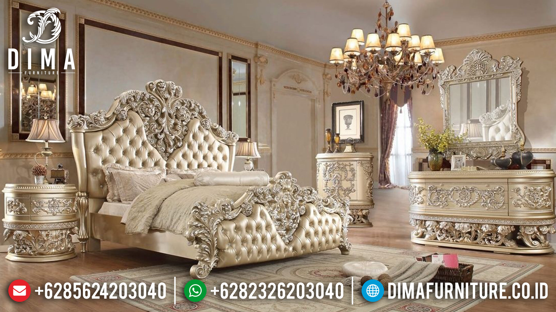 20+ Tempat Tidur Jepara Mewah Dan Minimalis Pilihan Tahun 2019 010 Dima Furniture Jepara