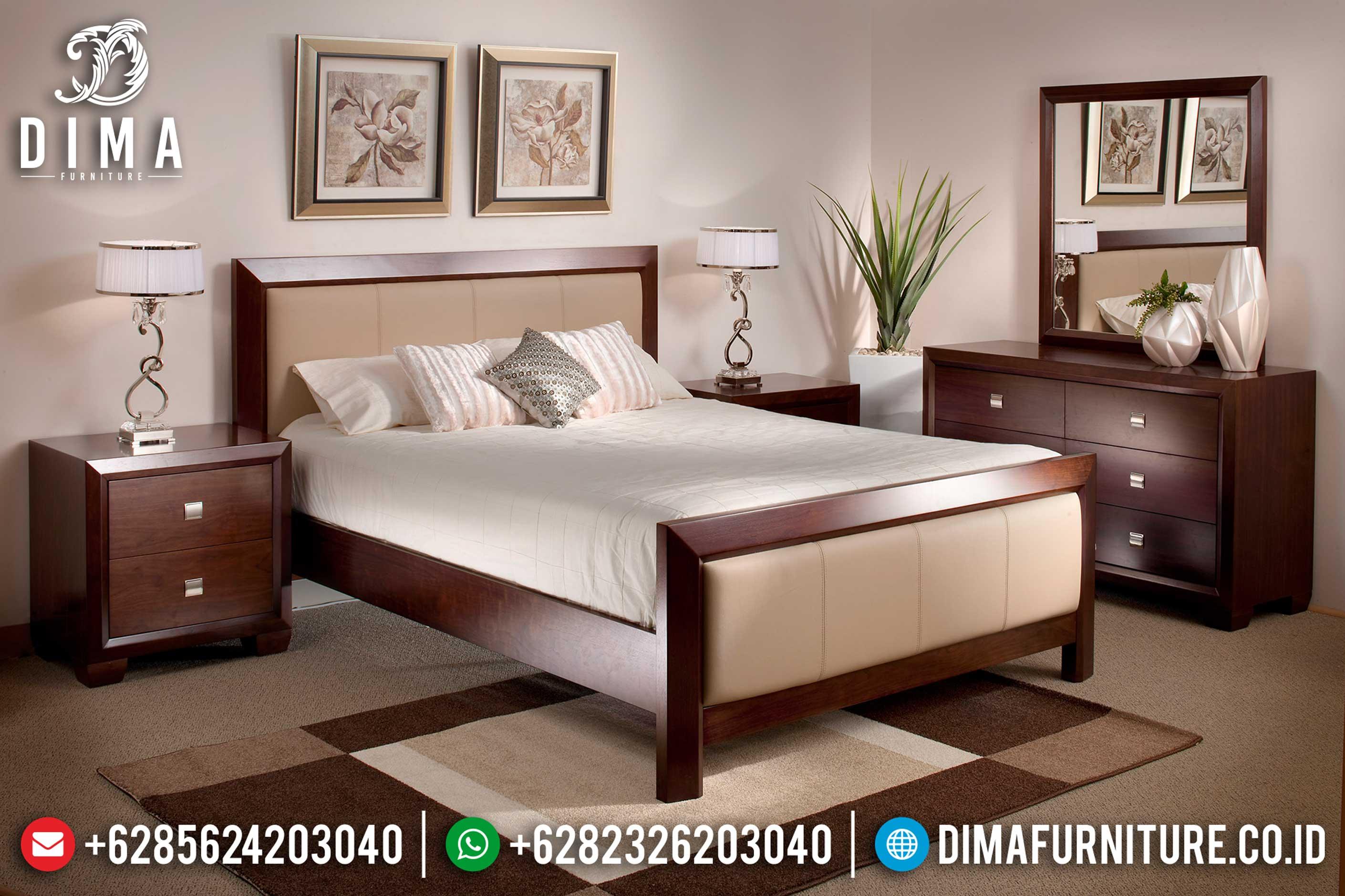 20+ Tempat Tidur Jepara Mewah Dan Minimalis Pilihan Tahun 2019 016 Dima Furniture Jepara
