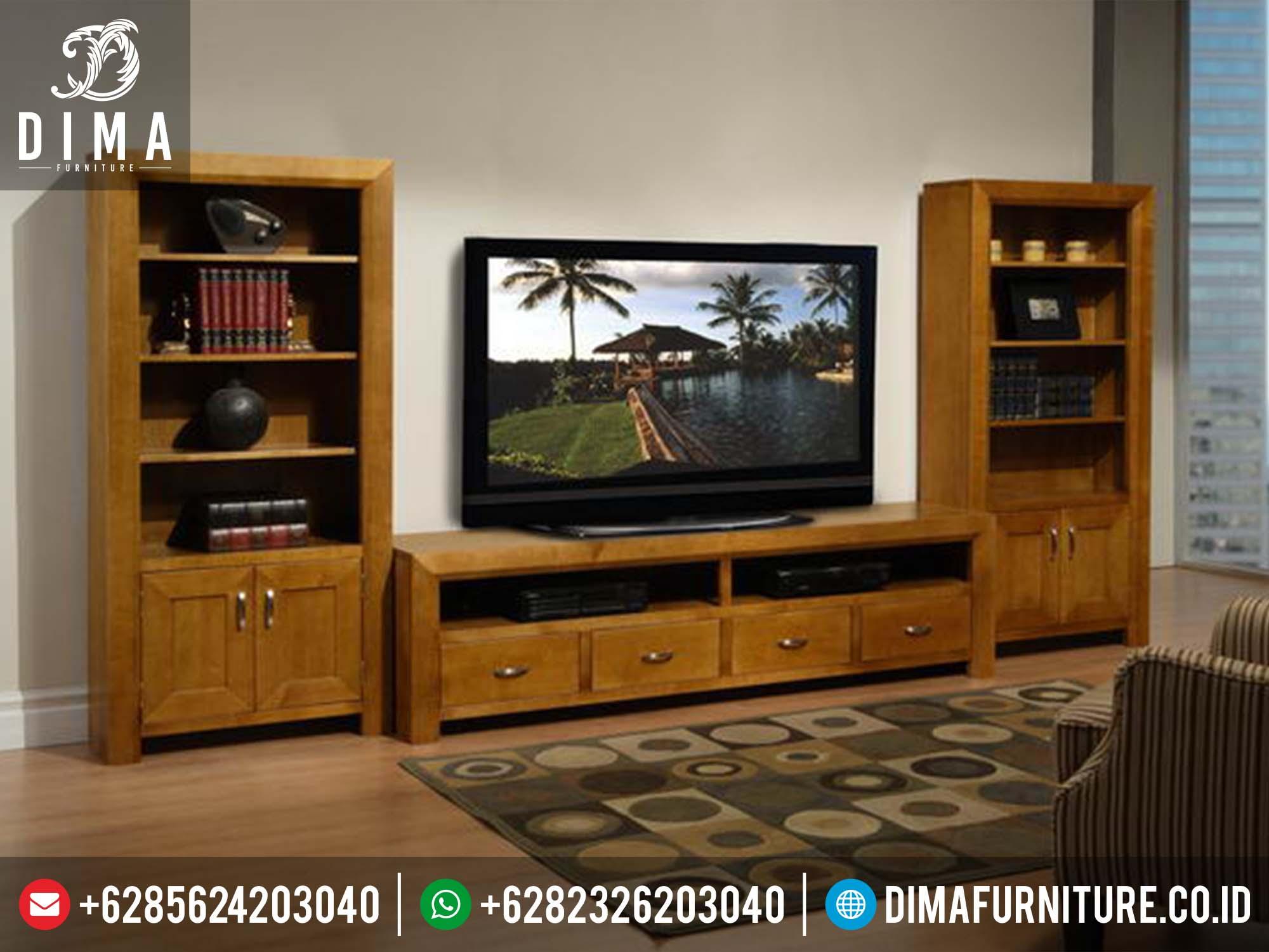 Bufet TV Minimalis Jepara, Bufet TV Minimalis Terbaru, Bufet Minimalis Modern, Bufet TV Minimalis Jati, Bufet TV Minimalis Murah DF-0097