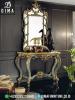 Mebel Jepara Murah Set Meja Konsol Dan Mirror Klasik Mewah Terbaru DF-0114