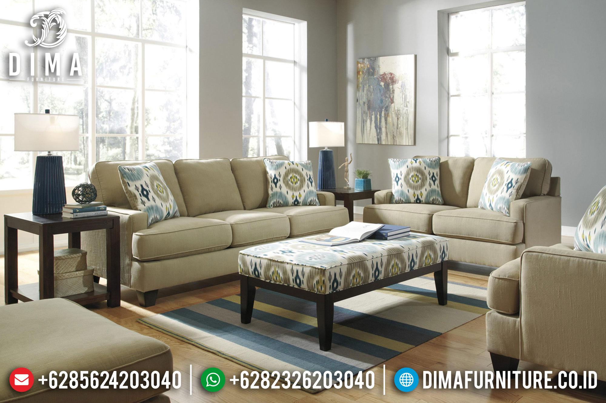 Sofa Tamu Jepara Model Minimalis Modern Terbaru Harga Murah DF-0330