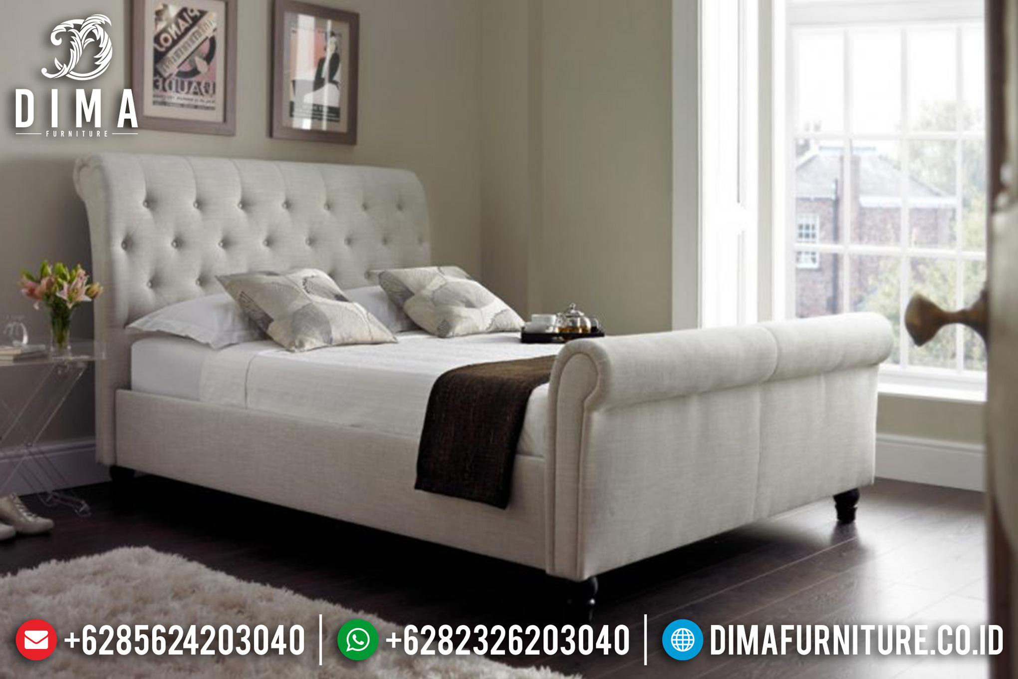 Mebel Jepara Terbaru Set Kamar Tidur Minimalis Mewah Full Cover DF-0359