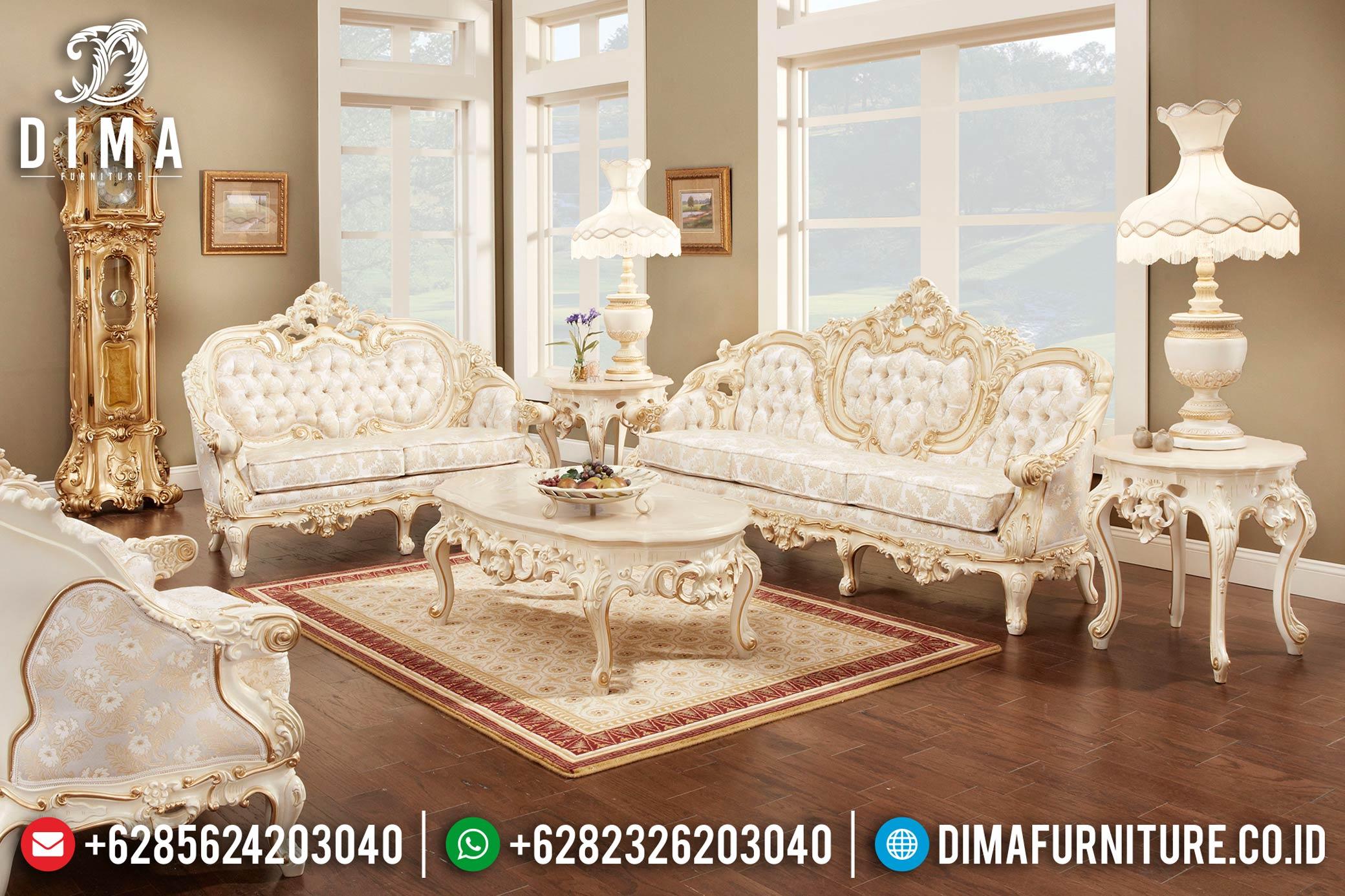 Sofa Tamu Jepara Mewah Minimalis Terbaru 01 Dima Furniture Jepara
