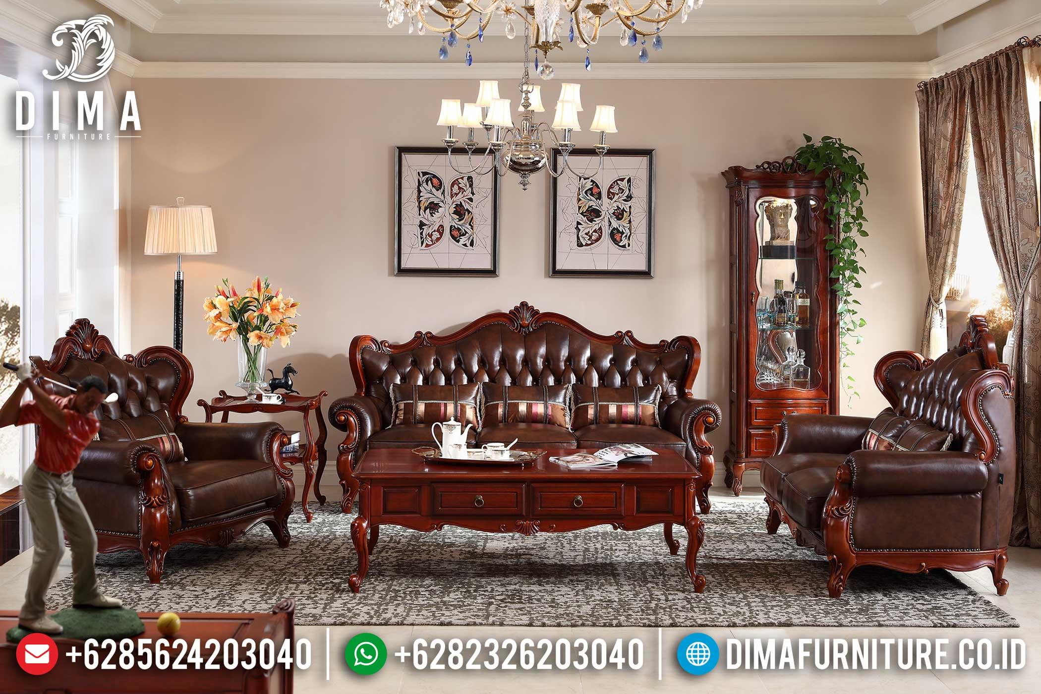 Sofa Tamu Jepara Mewah Minimalis Terbaru 04 Dima Furniture Jepara