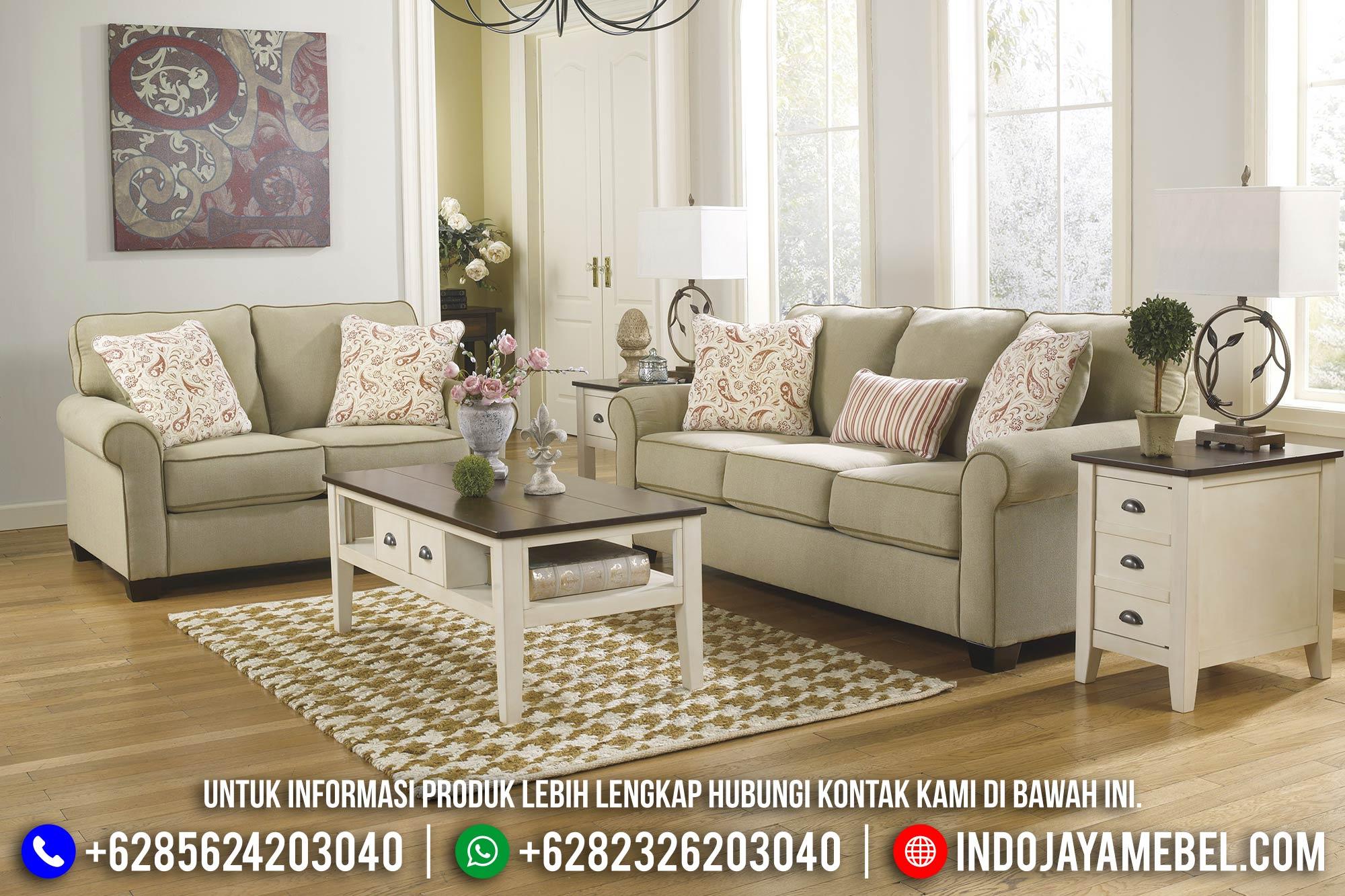 Sofa Tamu Jepara Mewah Minimalis Terbaru 24 Dima Furniture Jepara