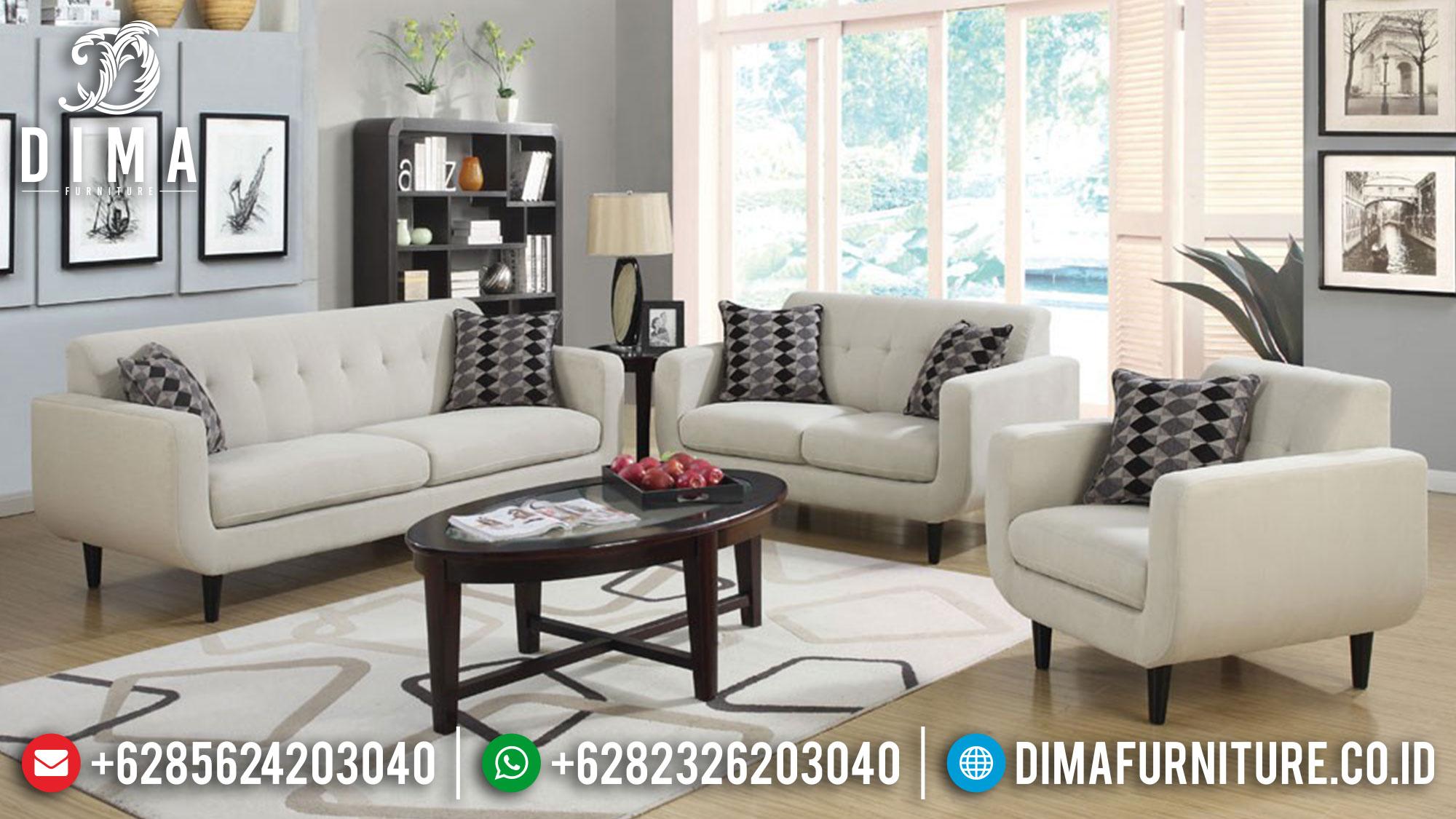 Sofa Tamu Jepara Mewah Minimalis Terbaru 25 Dima Furniture Jepara