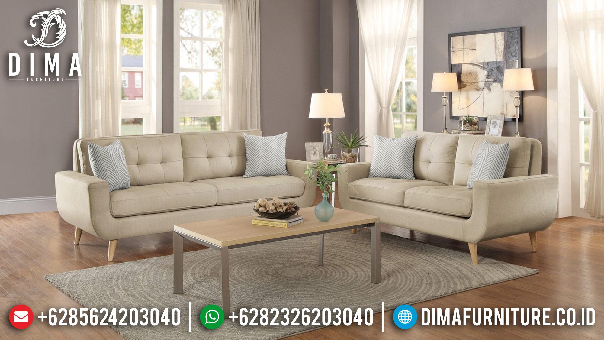 Sofa Mewah Minimalis, Sofa Jepara Terbaru, Kursi Tamu Minimalis Modern DF-0481