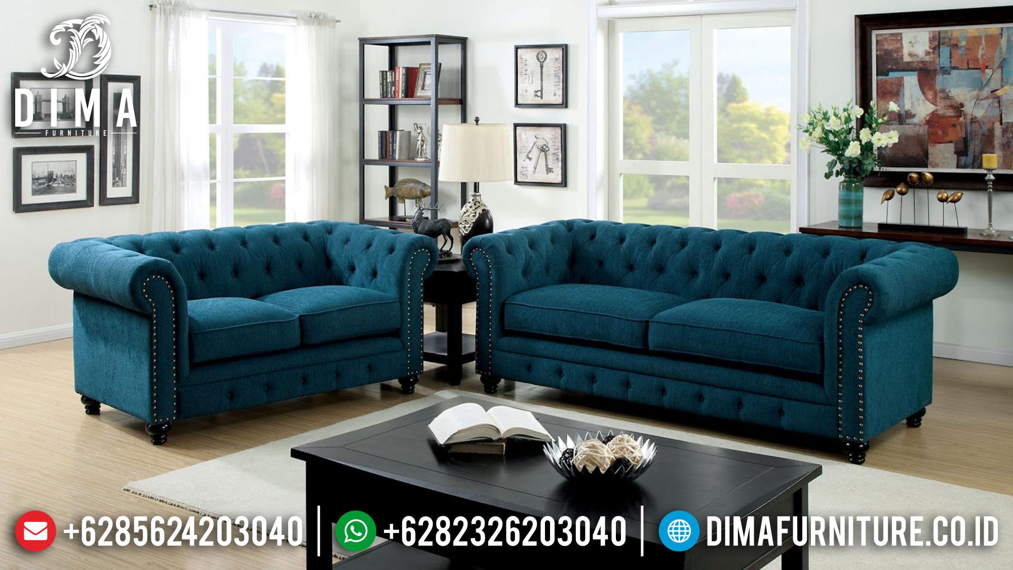 Sofa Tamu Mewah Terbaru, Kursi Tamu Mewah Jepara, Sofa Terbaru Minimalis DF-0478 Gambar 1