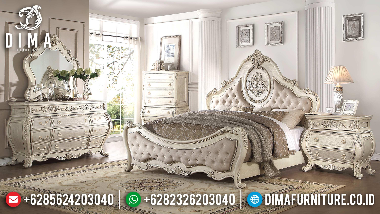 Kamar Set Jepara, Tempat Tidur Mewah Jepara, Mebel Jepara Terbaru DF-0586