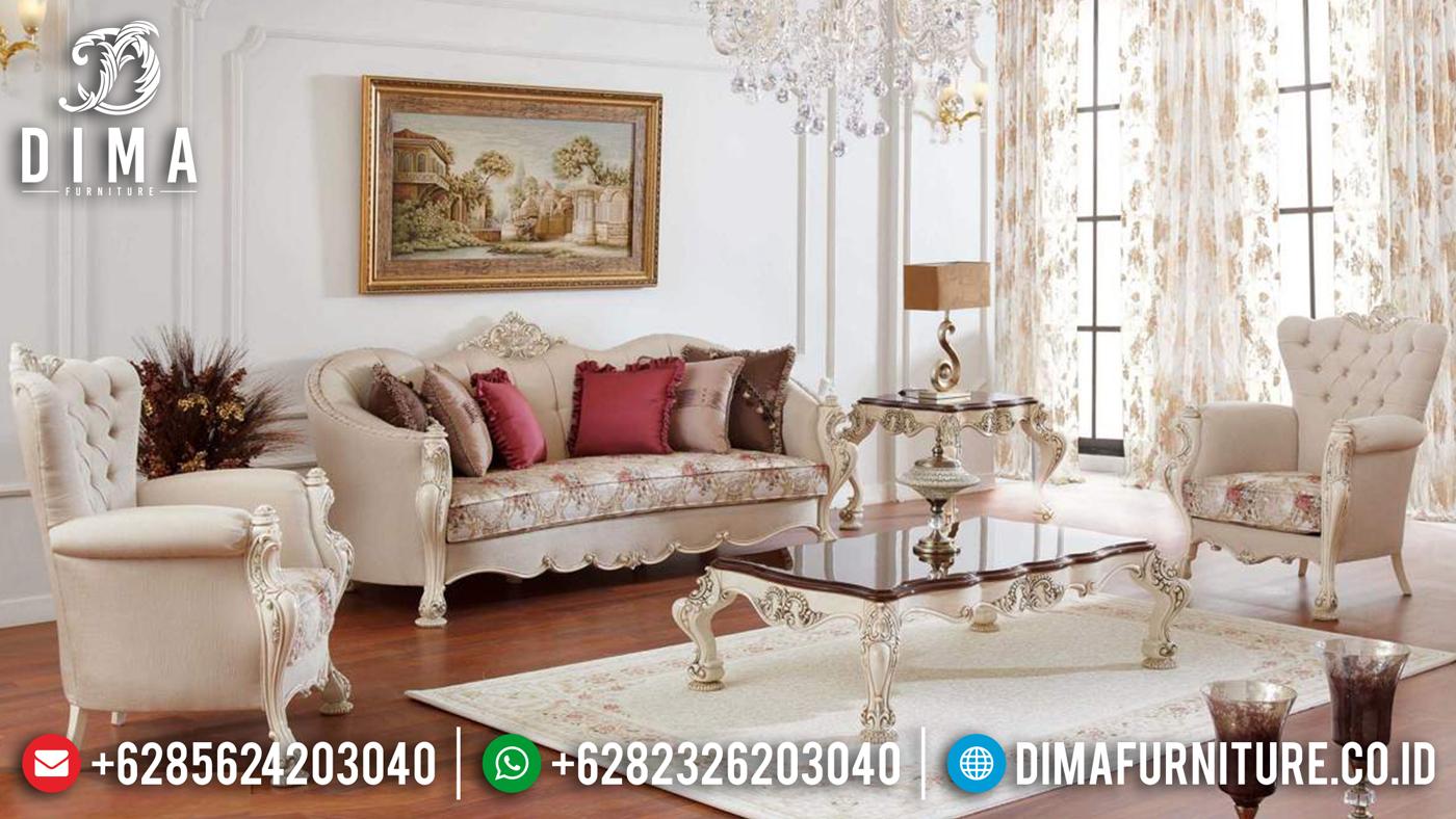 Sofa Tamu Jepara Classic Mewah Terbaru Izmir Duco Chamonix DF-0646