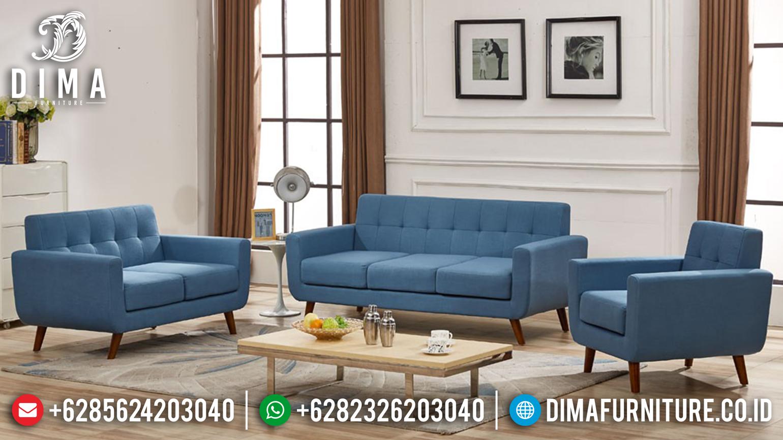 Sofa Tamu Minimalis Jepara, Sofa Modern Murah, Mebel Jepara Terbaru DF-0656