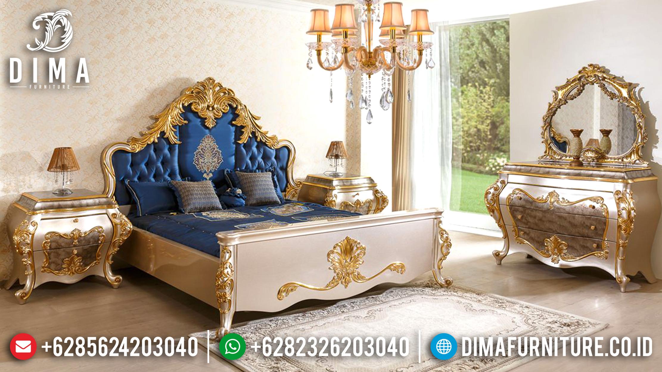 20+ Tempat Tidur Jepara Mewah Dan Minimalis Pilihan Tahun 2019 001 Dima Furniture Jepara