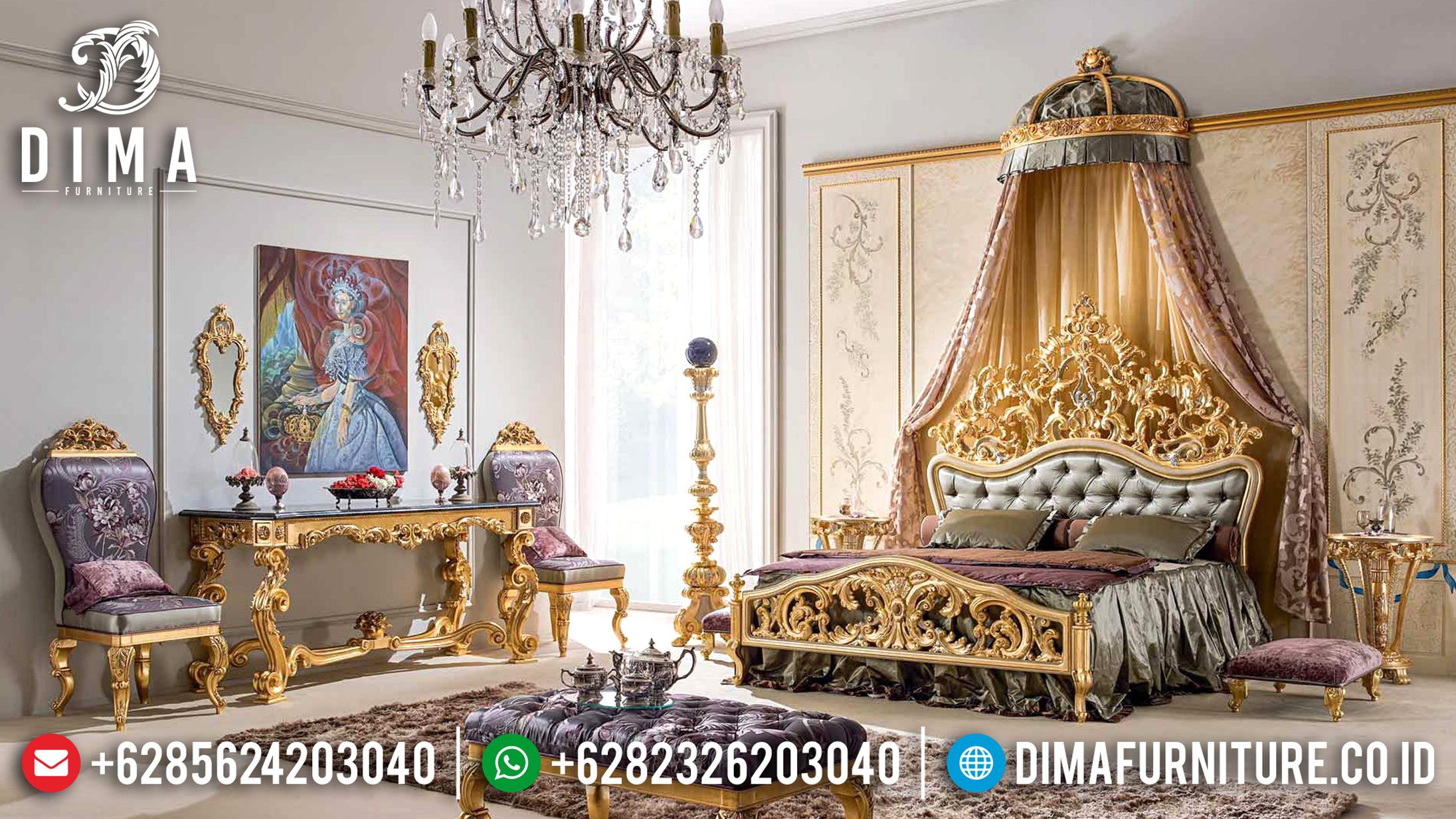 20+ Tempat Tidur Jepara Mewah Dan Minimalis Pilihan Tahun 2019 003 Dima Furniture Jepara