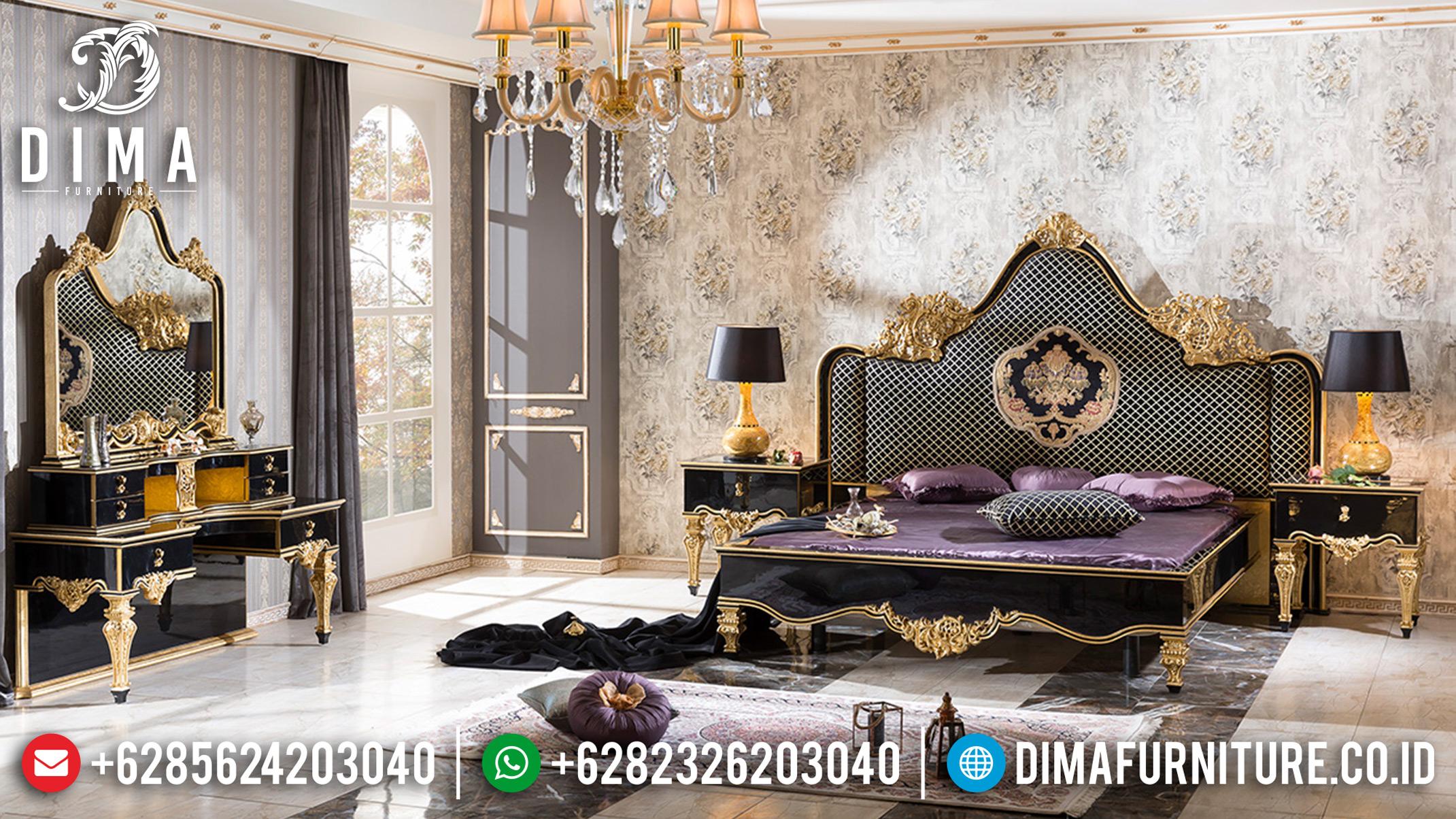 20+ Tempat Tidur Jepara Mewah Dan Minimalis Pilihan Tahun 2019 006 Dima Furniture Jepara