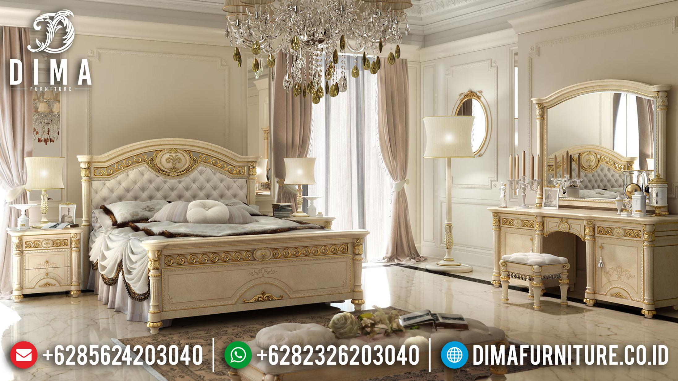 20+ Tempat Tidur Jepara Mewah Dan Minimalis Pilihan Tahun 2019 008 Dima Furniture Jepara