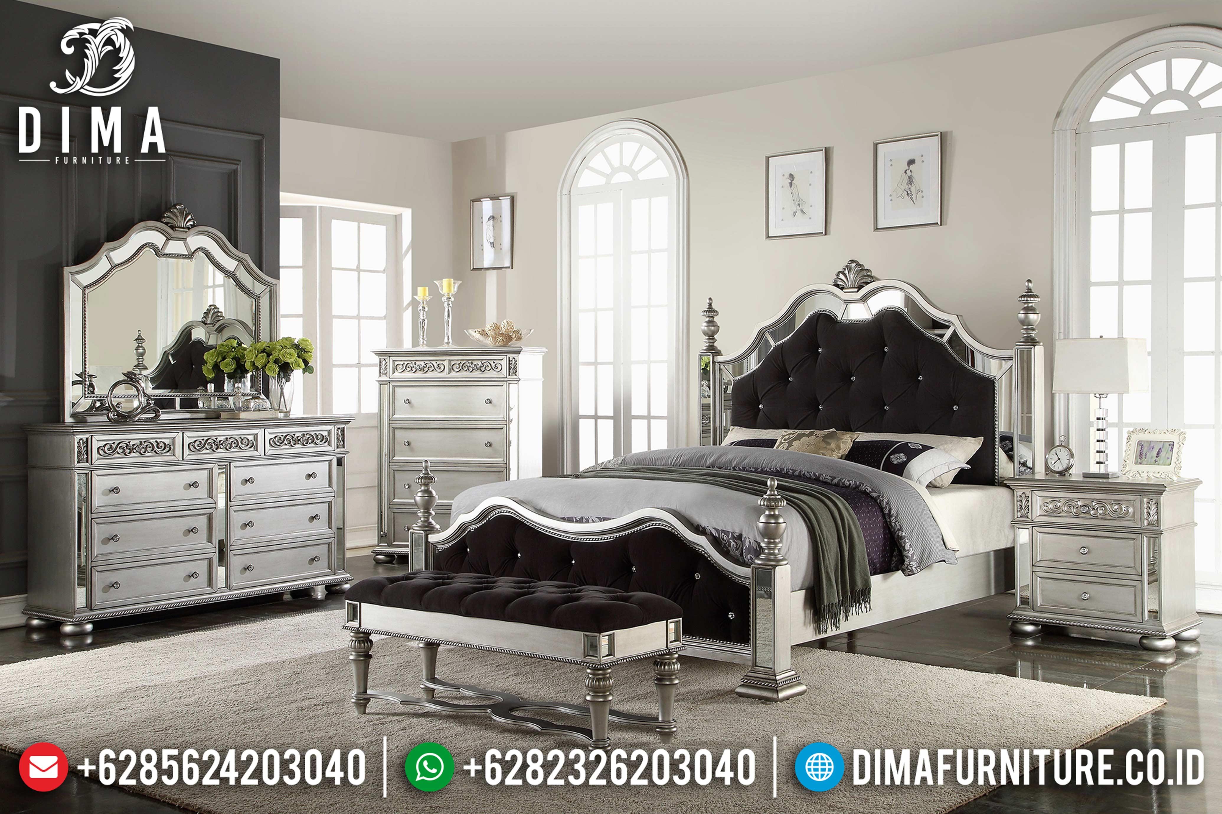 20+ Tempat Tidur Jepara Mewah Dan Minimalis Pilihan Tahun 2019 014 Dima Furniture Jepara