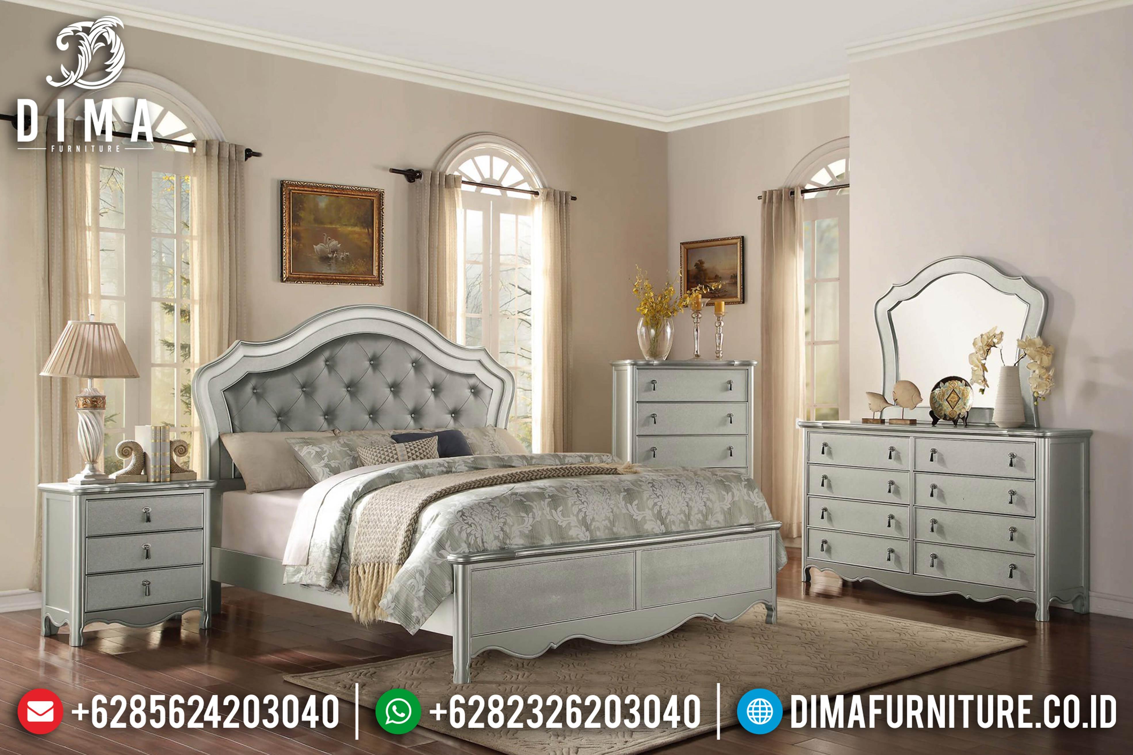 20+ Tempat Tidur Jepara Mewah Dan Minimalis Pilihan Tahun 2019 019 Dima Furniture Jepara