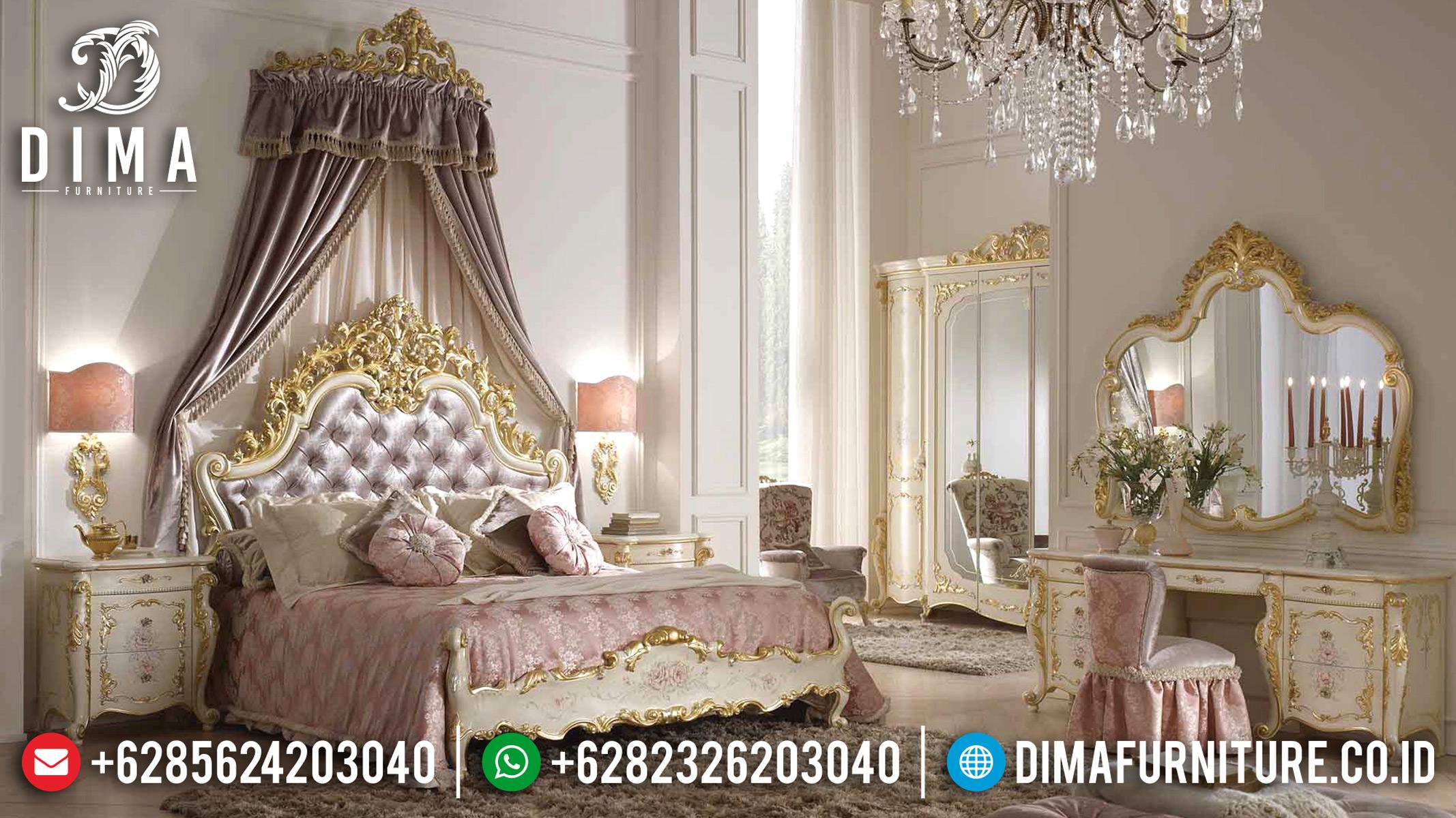20+ Tempat Tidur Jepara Mewah Dan Minimalis Pilihan Tahun 2019 023 Dima Furniture Jepara
