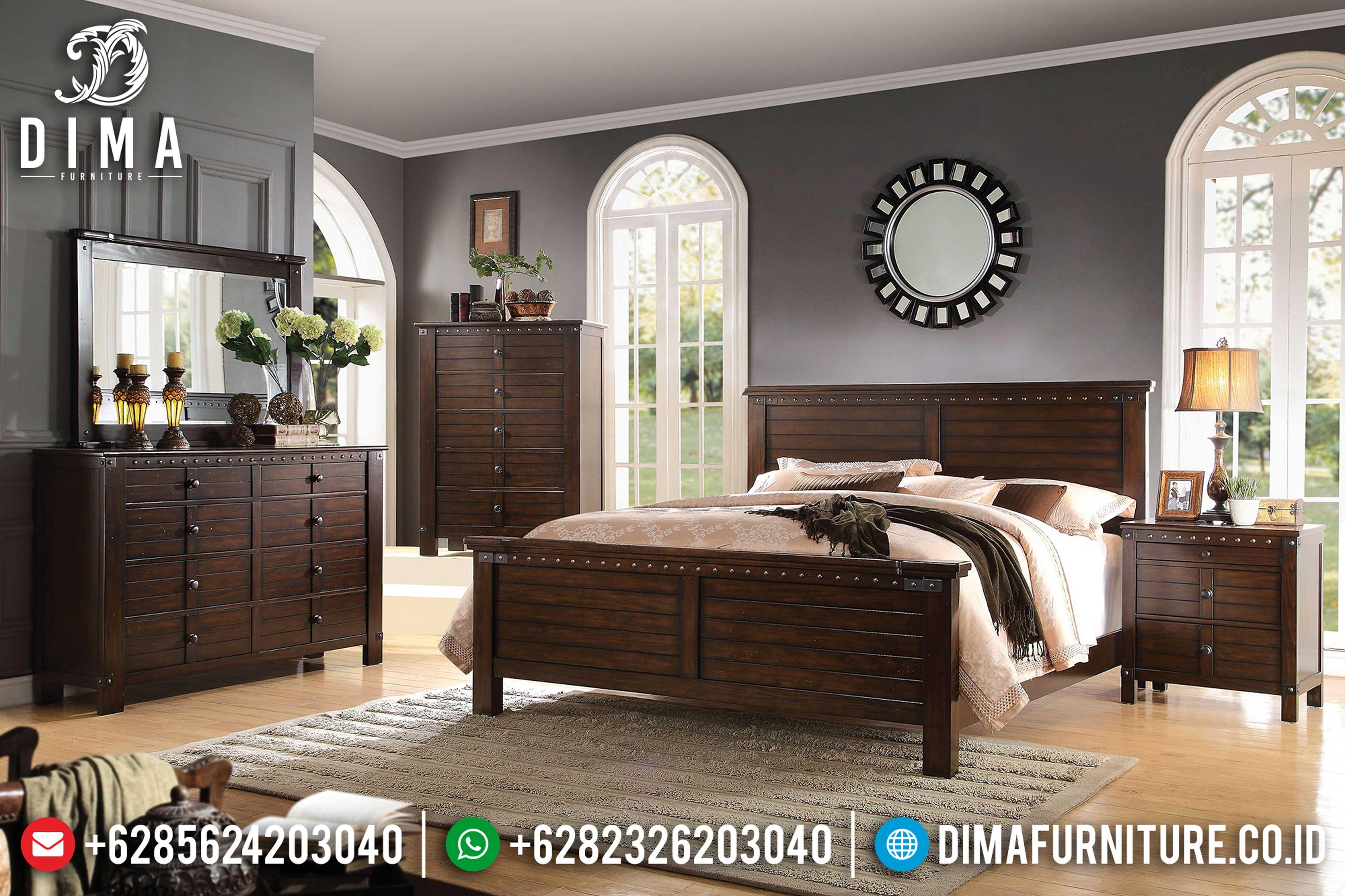 20+ Tempat Tidur Jepara Mewah Dan Minimalis Pilihan Tahun 2019 026 Dima Furniture Jepara