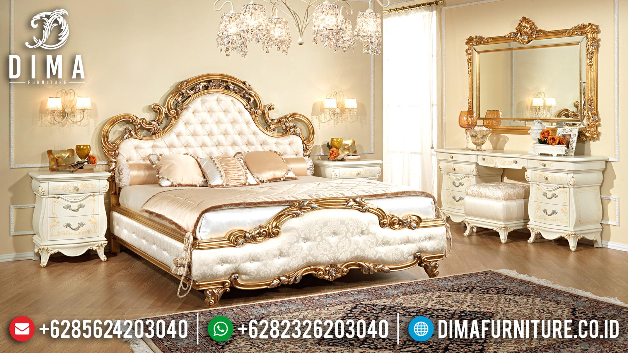 20+ Tempat Tidur Jepara Mewah Dan Minimalis Pilihan Tahun 2019 029 Dima Furniture Jepara