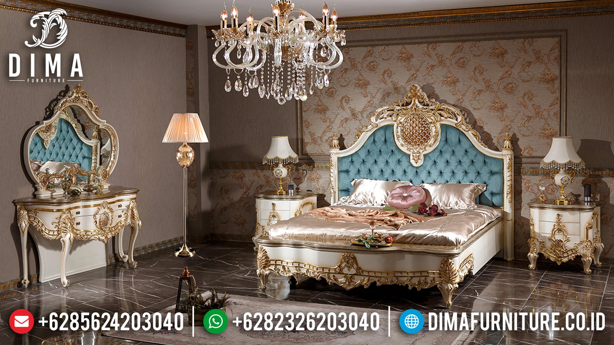 20+ Tempat Tidur Jepara Mewah Dan Minimalis Pilihan Tahun 2019 030 Dima Furniture Jepara