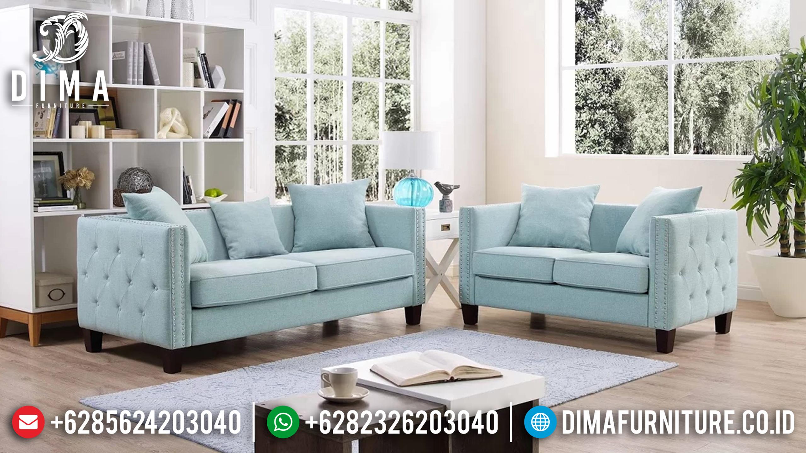 Jual Sofa Tamu Minimalis Jepara, Sofa Terbaru Mewah, Kursi Tamu Jepara DF-0835