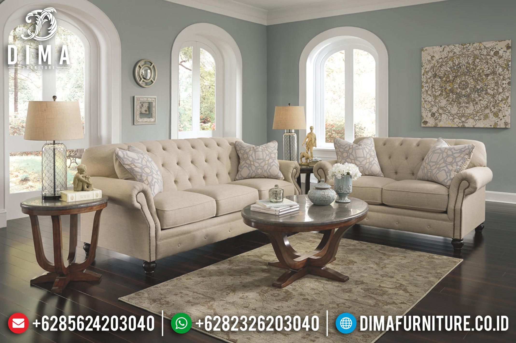Sofa Tamu Minimalis Jepara, Kursi Sofa Tamu Mewah, Sofa Ruang Tamu Jati DF-0844