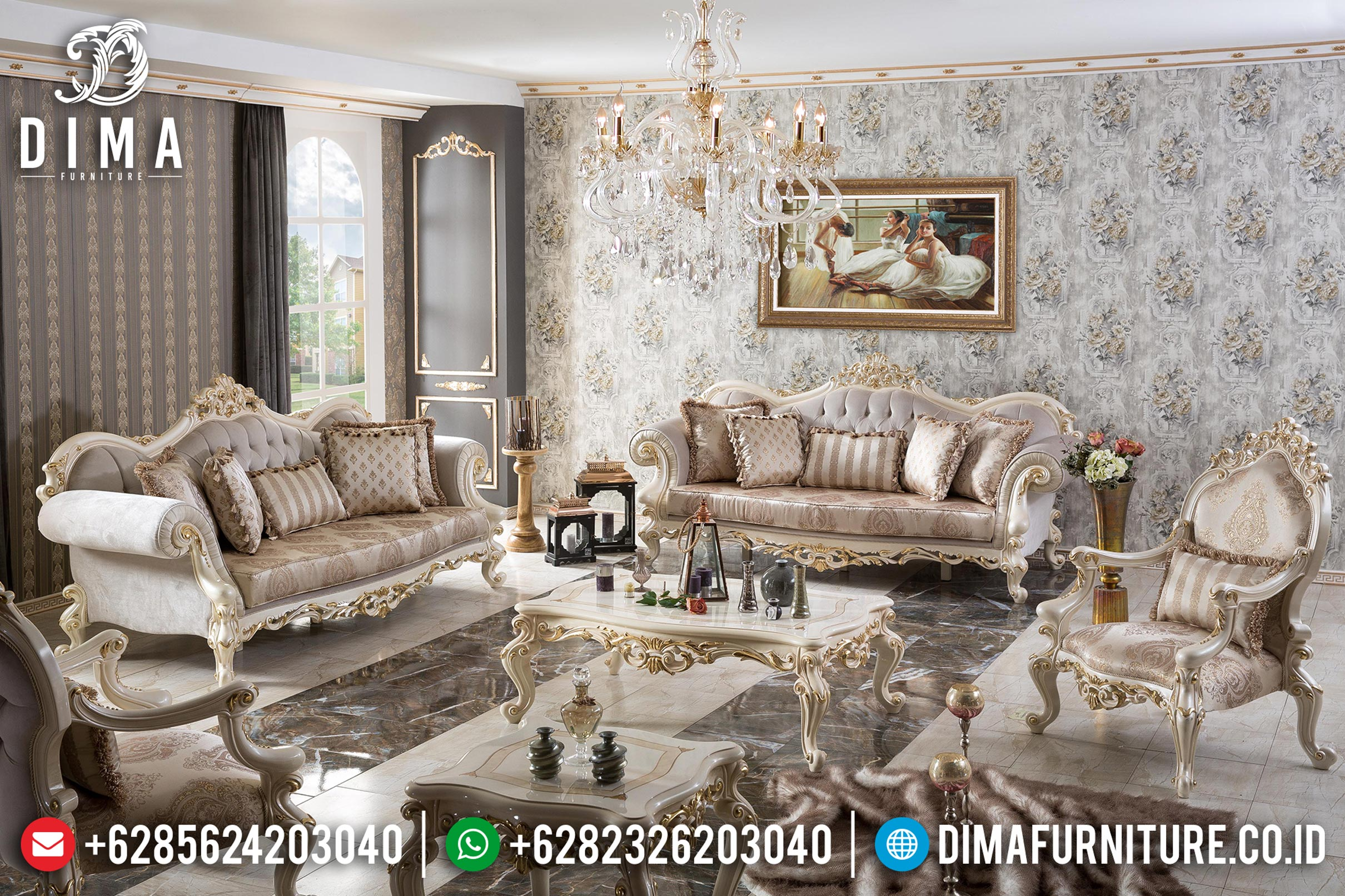 Model Sofa Tamu Jepara 2019-2020 001 Dima Furniture Jepara