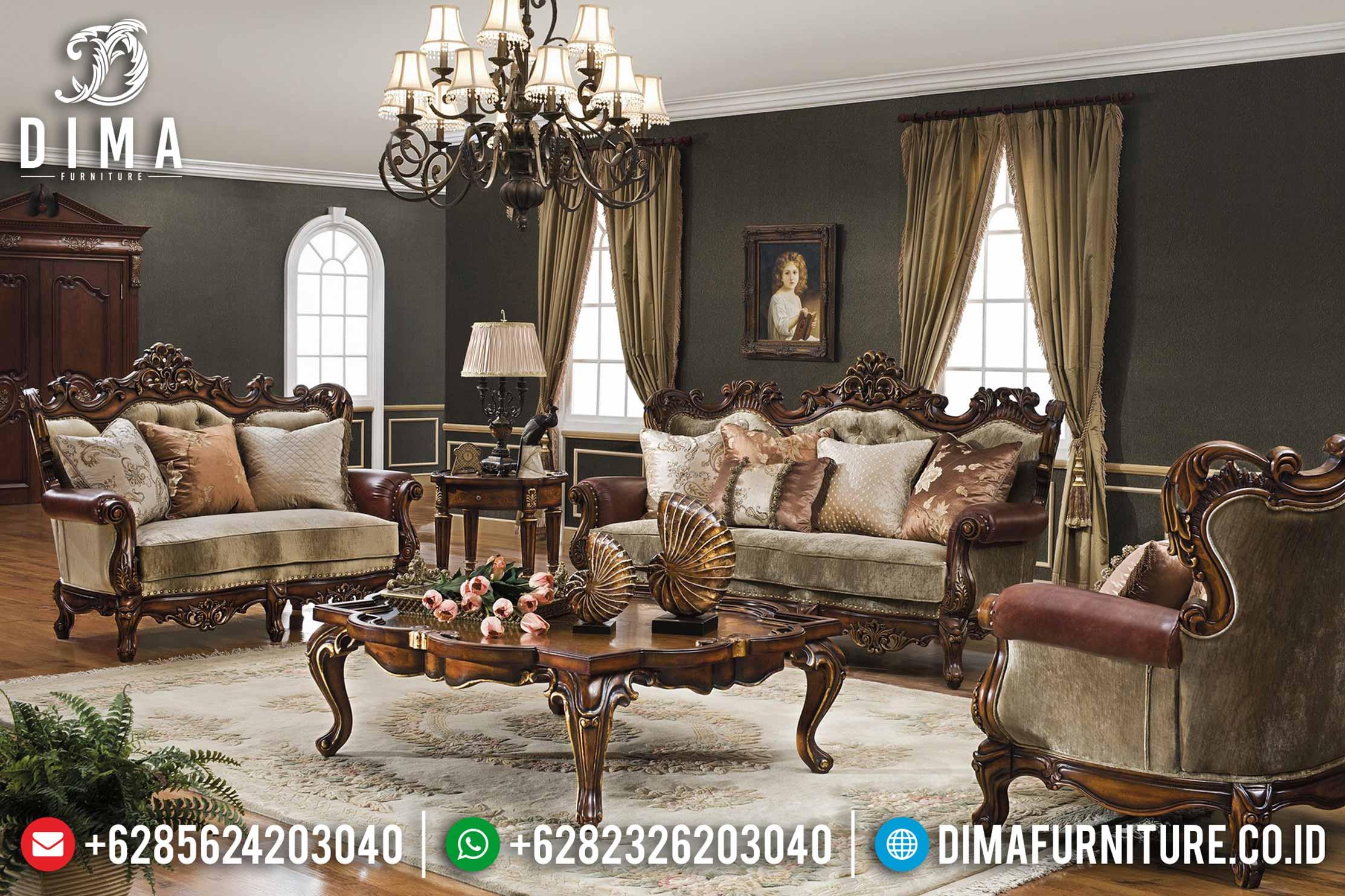 Model Sofa Tamu Jepara 2019-2020 003 Dima Furniture Jepara