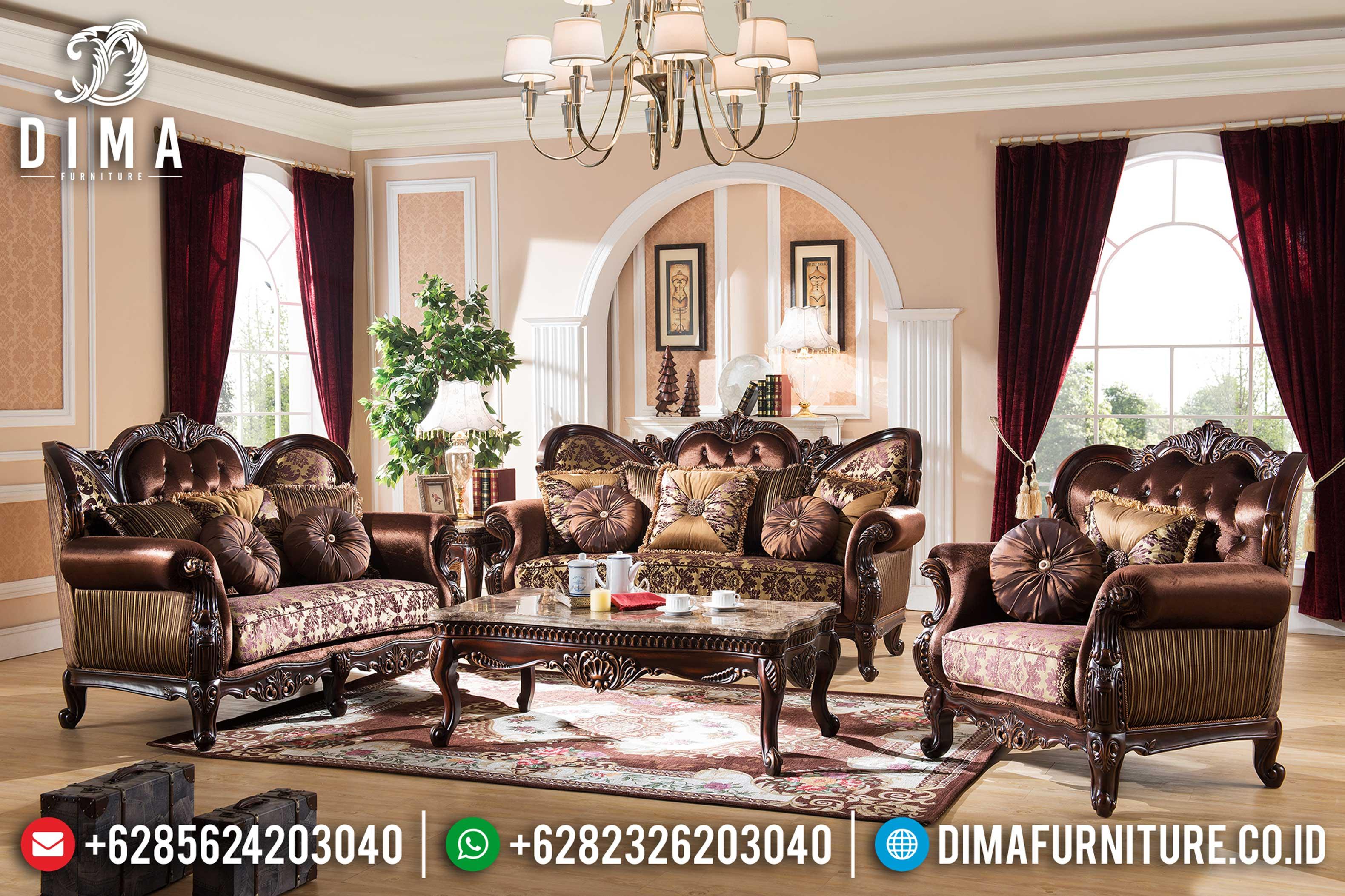 Model Sofa Tamu Jepara 2019-2020 004 Dima Furniture Jepara