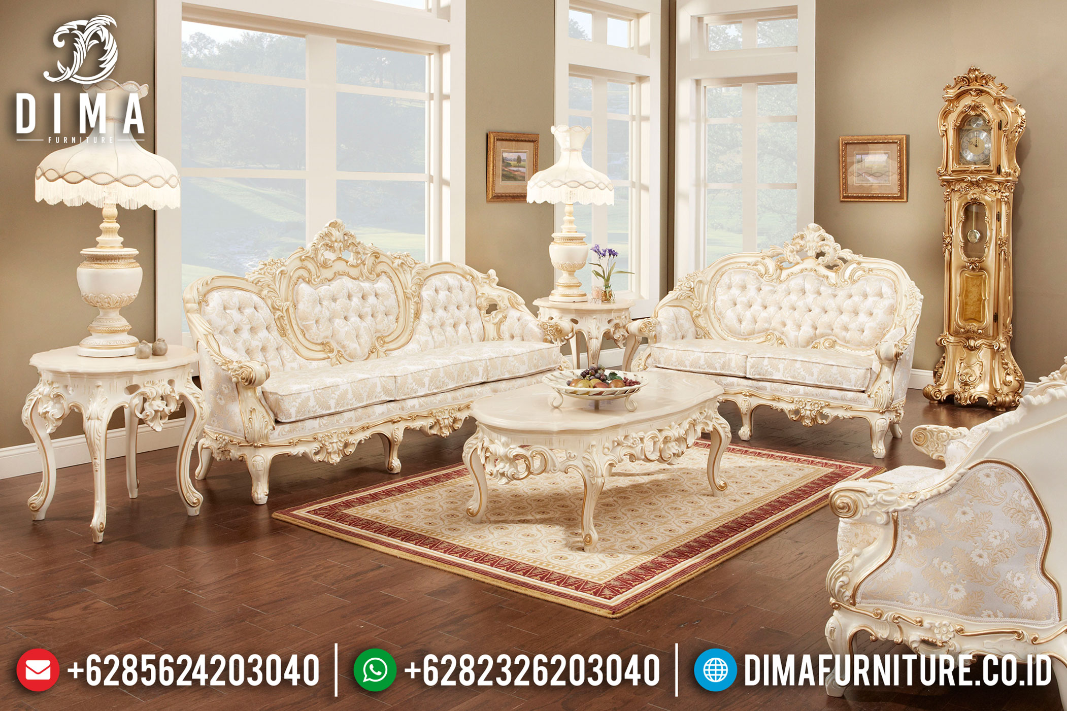 Model Sofa Tamu Jepara 2019-2020 008 Dima Furniture Jepara
