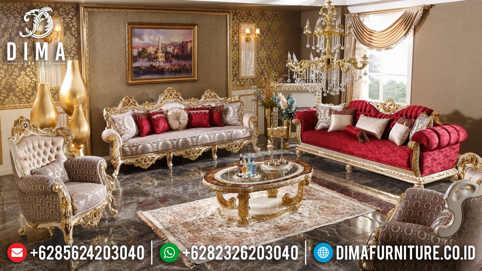 Model Sofa Tamu Jepara 2019-2020 011 Dima Furniture Jepara