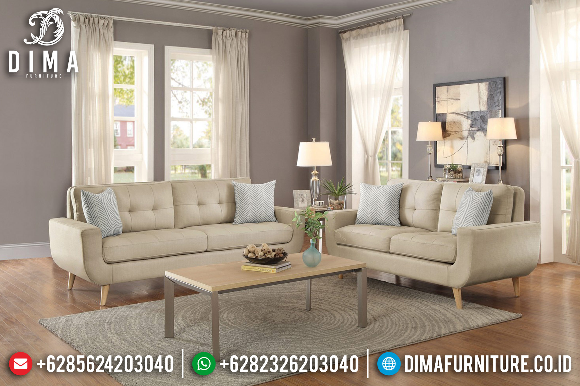 Model Sofa Tamu Jepara 2019-2020 014 Dima Furniture Jepara