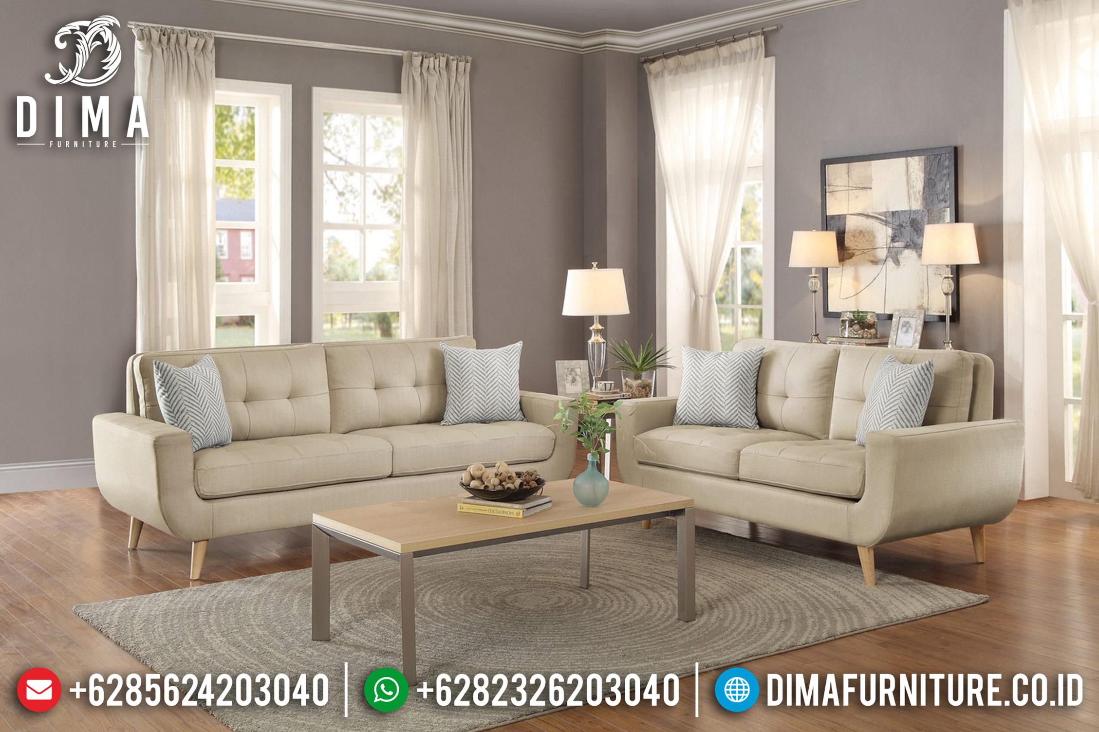 Sofa Tamu Jepara Minimalis, Sofa Terbaru 2019, Kursi Ruang Tamu DF-0893