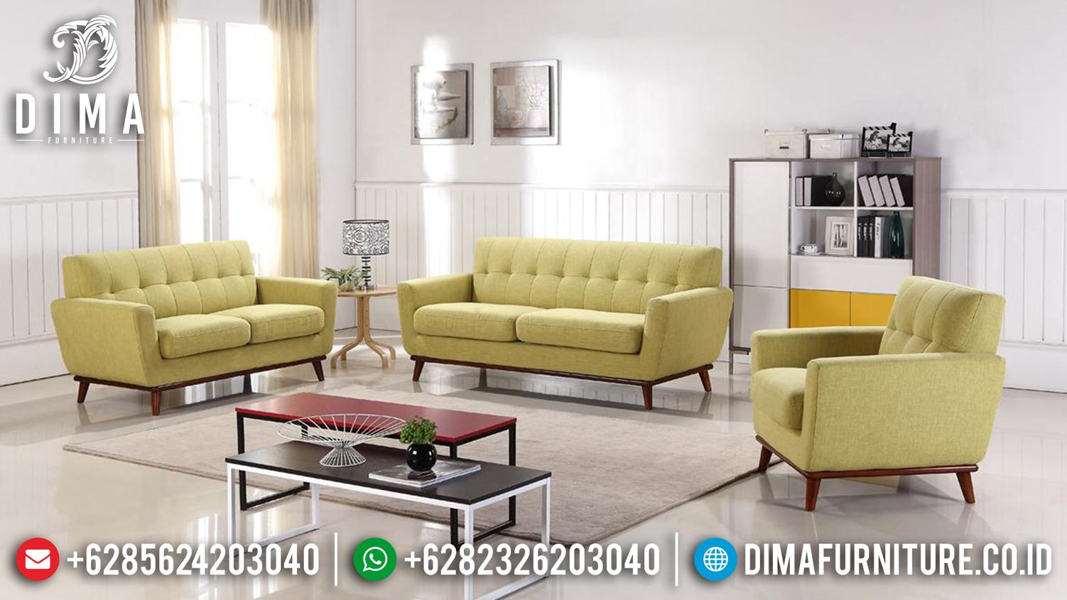 Sofa Tamu Minimalis Jepara Divani DF-0916