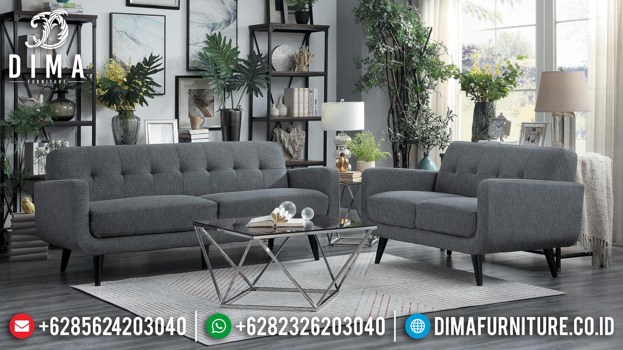 Set Sofa Tamu Jepara Trend 2019 Terbaru DF-0938