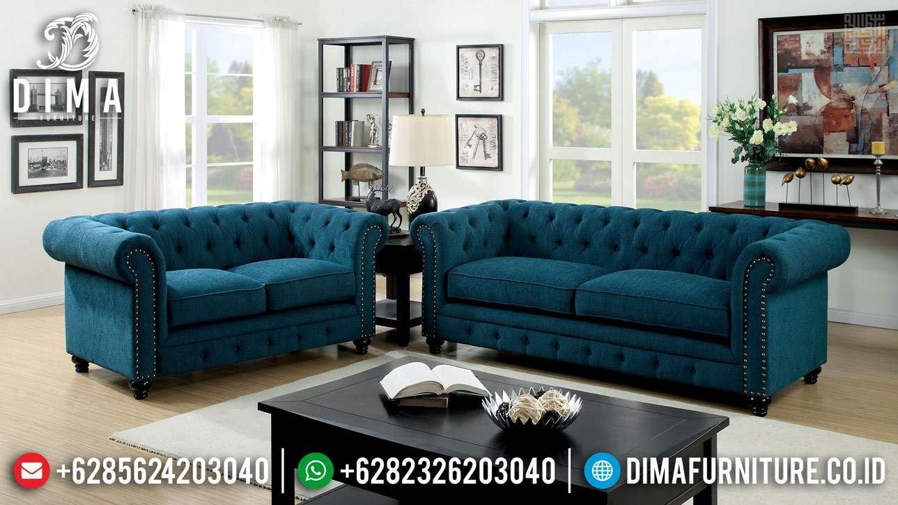 Furniture Jepara Terbaru Sofa Tamu Minimalis Chester 2020 DF-1168