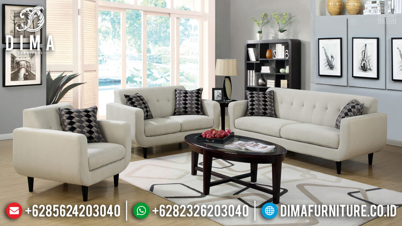 Set Sofa Tamu Minimalis Models New Furniture Jepara DF-1169