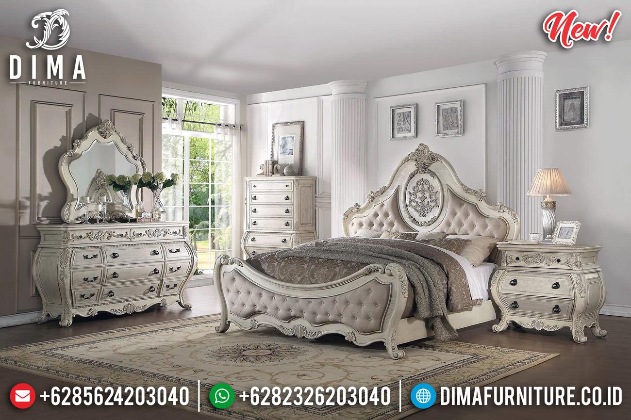 Kamar Set Mewah New Royal Luxury Tempat Tidur Jepara Ukir Ragenardus DF-1288