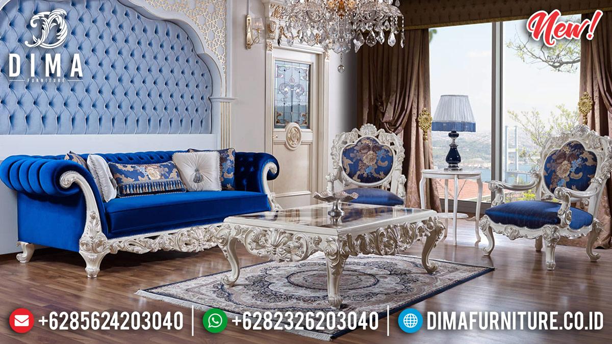 New Luxury Sofa Tamu Mewah Jepara Lidya DF-1282