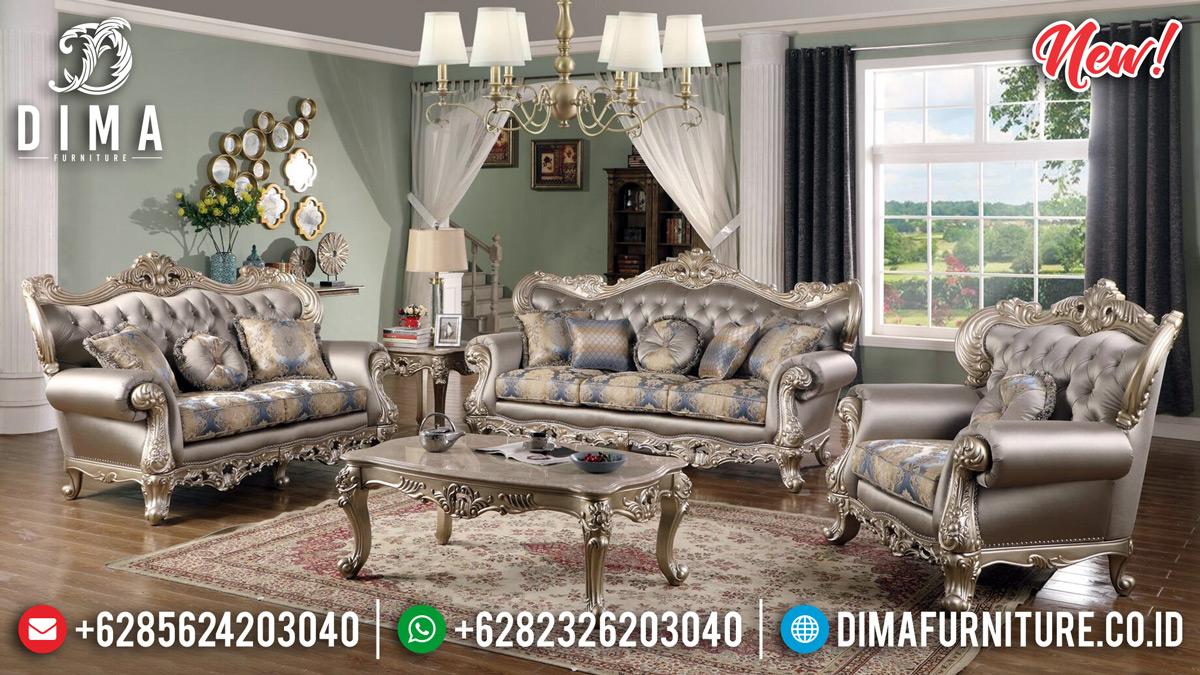 Jual Produk Sofa Tamu Mewah Jepara Ariel Harga Murah DF-1321