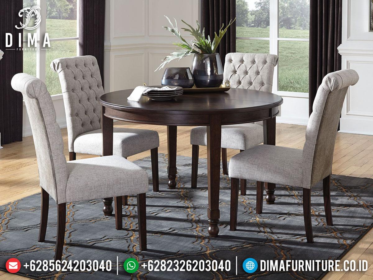 Harga Meja Makan Minimalis Terbaru Adelia Design Dining Room Inspiring Df-1388