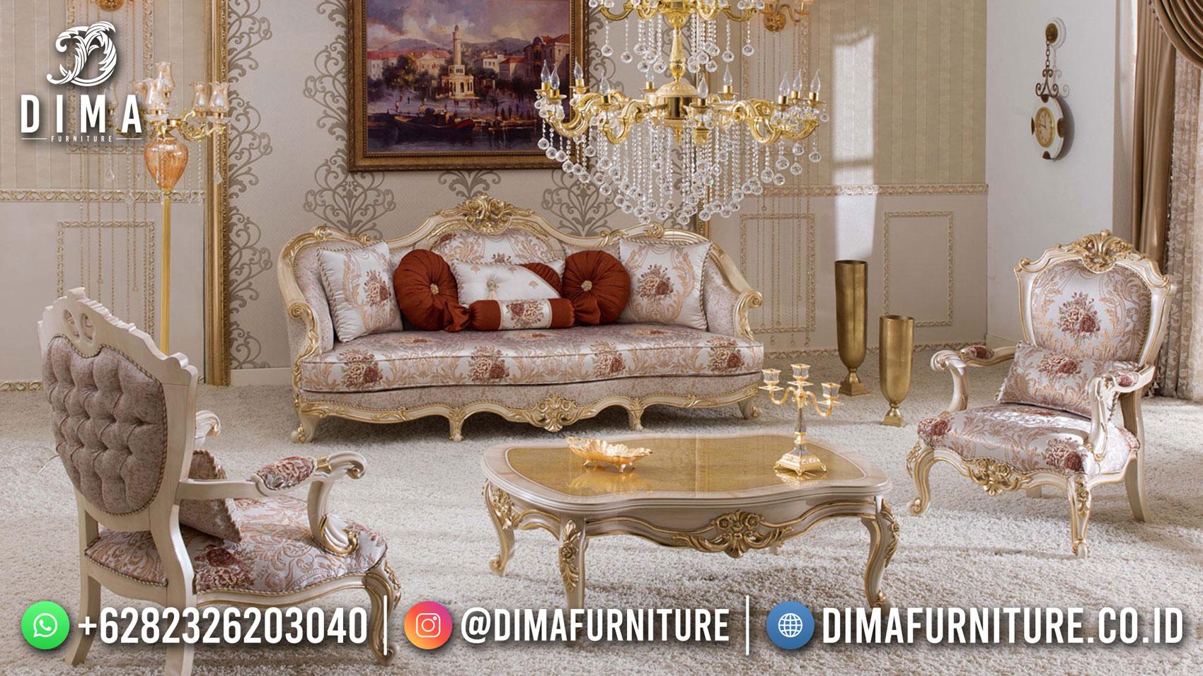 Kursi Sofa Ruang Tamu Mewah, Sofa Tamu Jepara Terbaru, Jual Sofa Mewah Jepara DF-1536